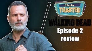 THE WALKING DEAD SEASON 9 EPISODE 2 THE BRIDGE REVIEW - Double Toasted