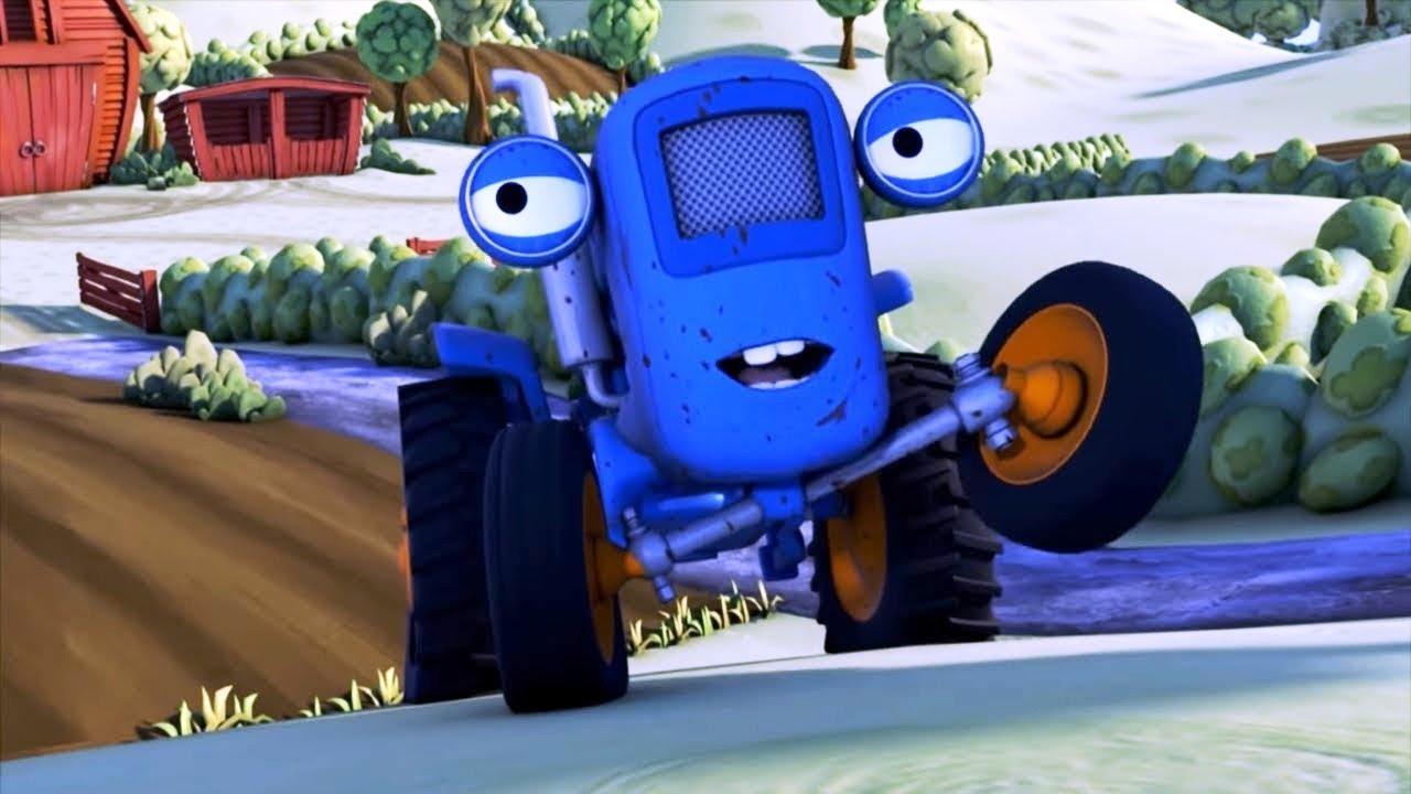 Веселый грузовичок Олли! - Новые серии 2020 - Олли и инопланетяне - Мультики про машинки