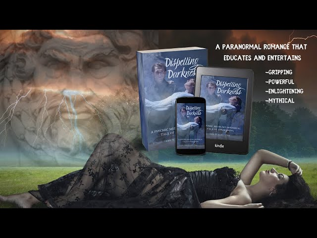 Dispelling Darkness Book Trailer - NOW Available