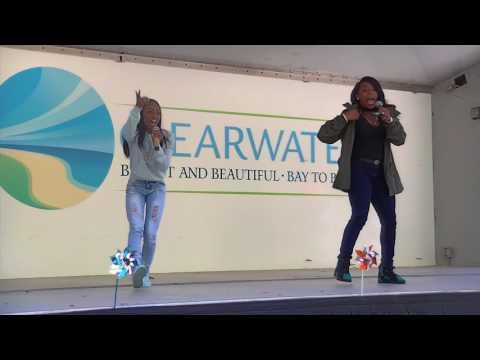 Pretti Emage ARTZ 4 Life Spring Picnic 2017 Performance