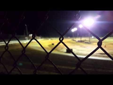 Warren Arkansas Speedway Modified Feature 9/19/15