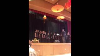 Cantate Ensemble at the Society of the Four Arts