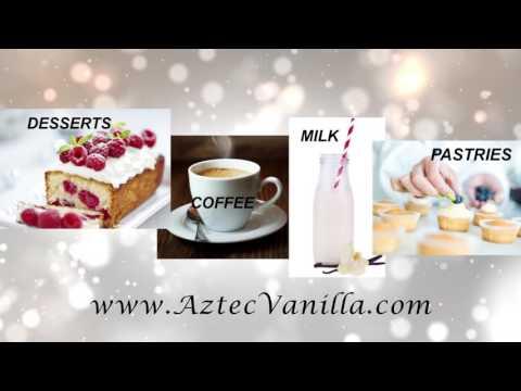 Aztec Vanilla -  Mexican Vanilla Totonacs