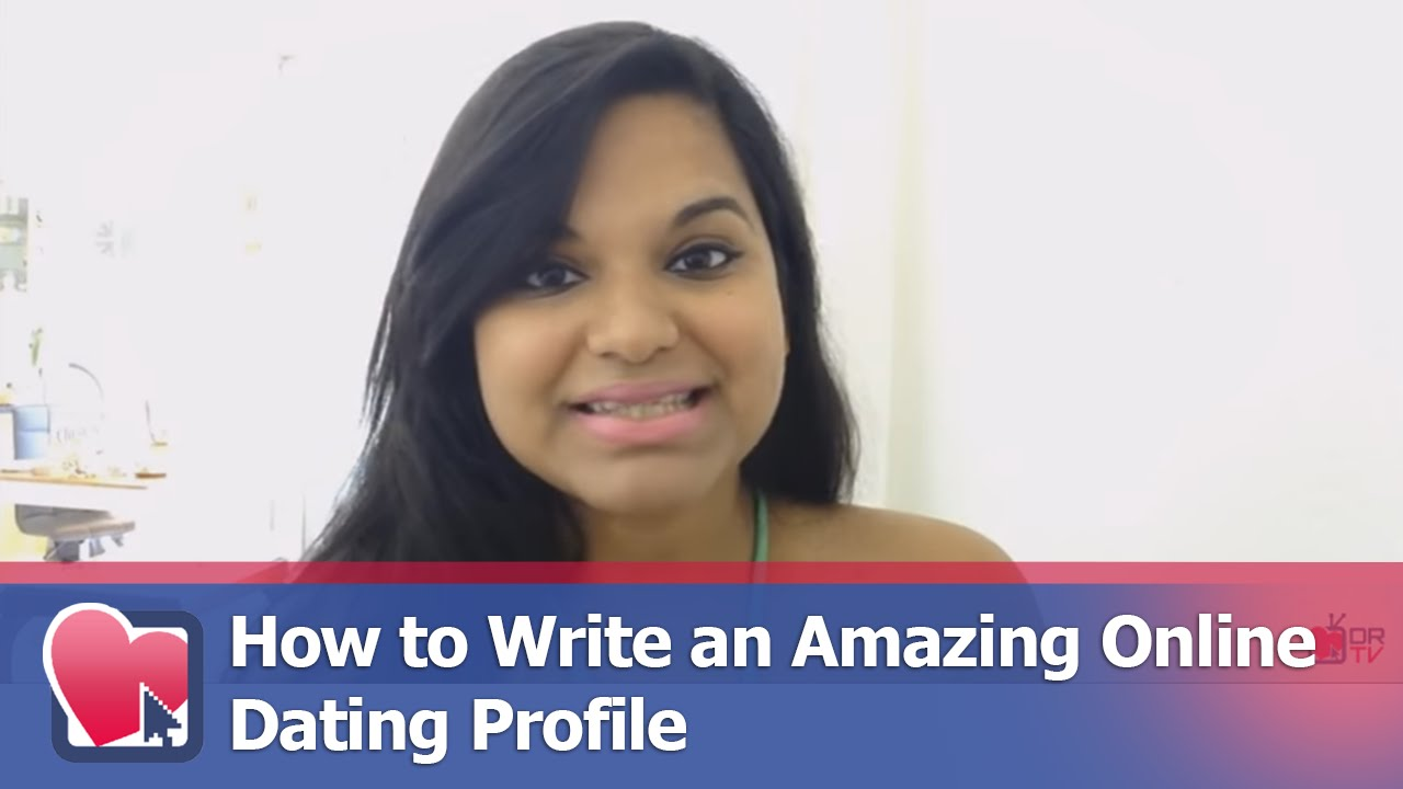 write an awesome online dating profile