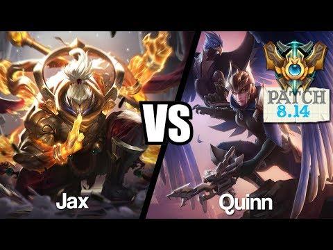 Vidéo d'Alderiate : [FR] ALDERIATE - JAX VS QUINN - 8.14 - CHALLENGER