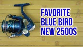 Распаковка Favorite Blue Bird NEW 2500S Подробнее: https://rozetka....