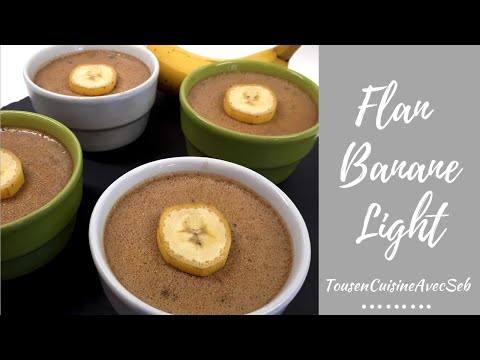flan-de-banane-recette-light-(tousencuisineavecseb)