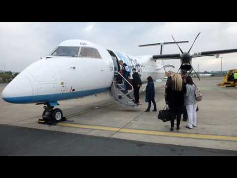FlyBe/ Isle of Man - Manchester / Economy / DH8-400 / JUN 2015