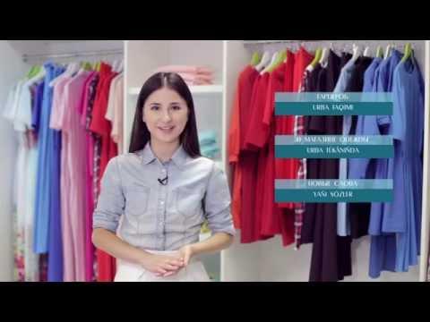 Видеоуроки «Elifbe». В магазине женской одежды