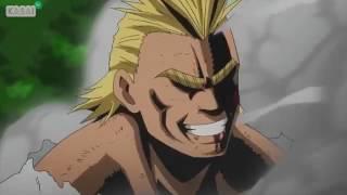 My Hero Academia Midoriya Saves All Might 39 S Life