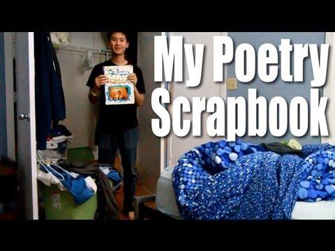 My Poetry Scrapbook