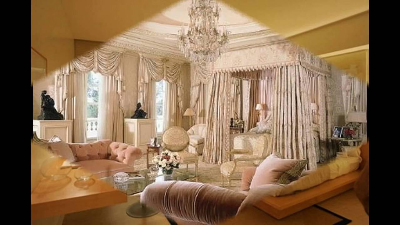 Ideas de decoracin de un dormitorio de lujo  YouTube