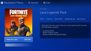 HOW TO GET THE NEW FORTNITE LAVA LEGENDS PACK FREE ON PS4/XBOX/PC! NEW FORTNITE LAVA LEGENDS PACK