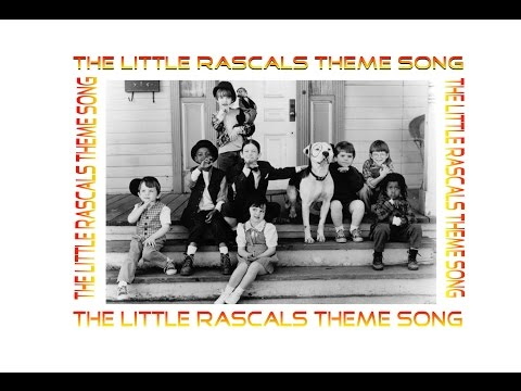 Hal Roach's The Little Rascals Theme Song HD