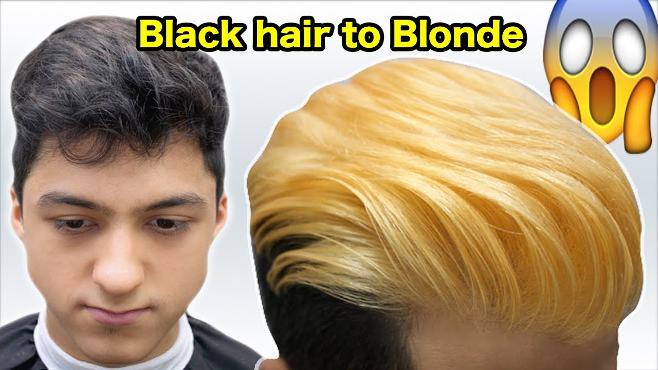 How To Bleach Hair Properly Best Hair Bleaching Hair Color Tutorial In 2018 Hair Dye