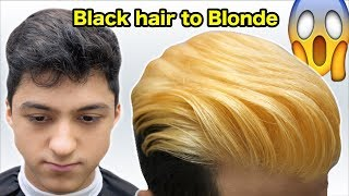 HOW TO BLEACH HAIR PROPERLY BEST HAIR BLEACHING & HAIR COLOR TUTORIAL In 2018 - Hair Dye