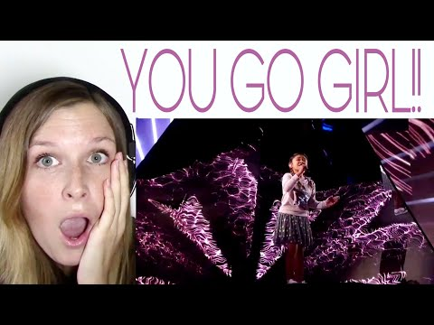 ANGELICA HALE - WITHOUT YOU ( SEMI FINALS ) | REACTION