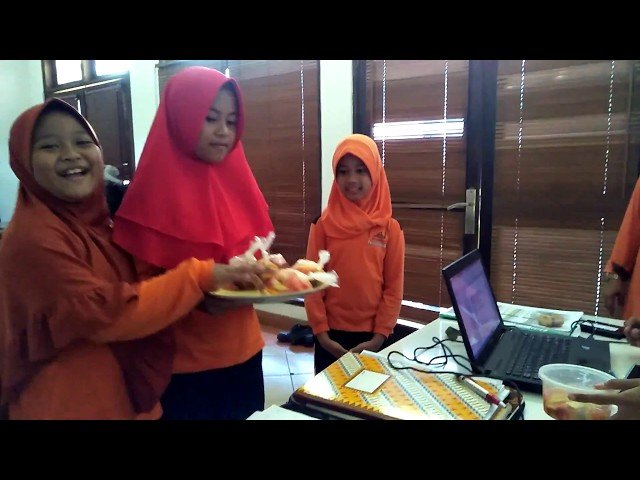 Presentasi Hasil KBM Food Technology