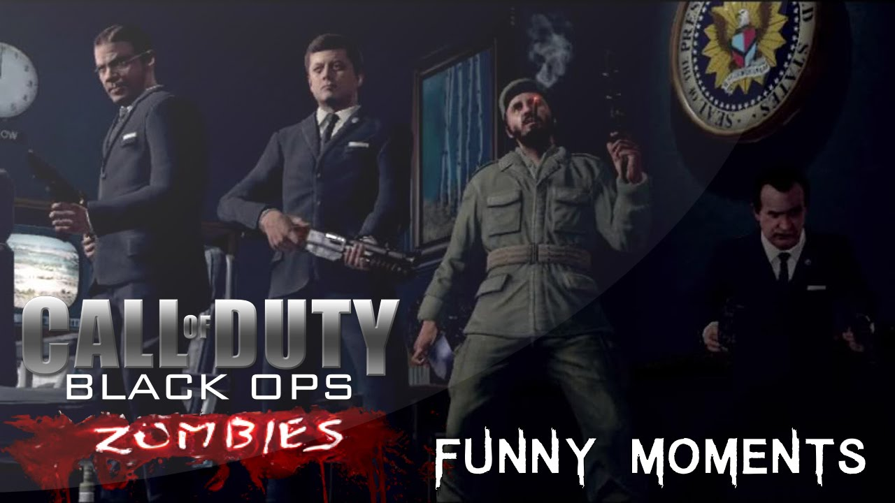 call of duty black ops zombies five