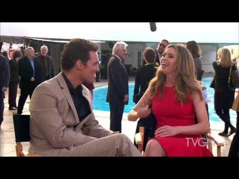Matthew McConaughey at The Oscars Nominees...