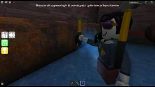 ROBLOX / Epic Minigames / Minigames / Pipeworks Duo (Sewers)