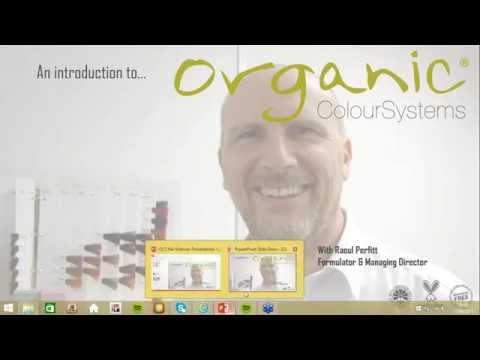 An Introduction to Organic Colour Systems