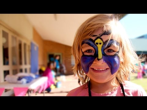 Meet 5-year-old Abigail - CRU Camp Speaker in the making