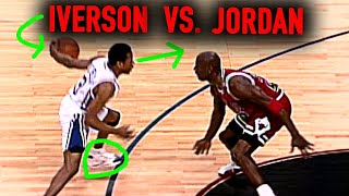 Master The ICONIC Allen Iverson Crossover Move | Basketball Ankle Breakers