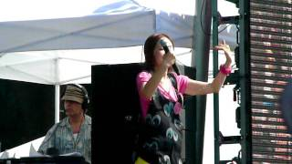 HALCALI's performance at Japan Day NYC in 2008!! Last songs + Quest...