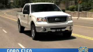 2008 Ford F150 Review - Kelley Blue Book(FOR MORE CAR VIDEOS & REVIEWS VISIT: http://www.kbb.com/kbb/NewsAndReviews/VideoLibrary.aspx Ford F150. There are few things more American ..., 2008-12-18T23:10:13.000Z)