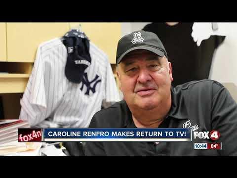 Caroline Renfro Makes Return To TV