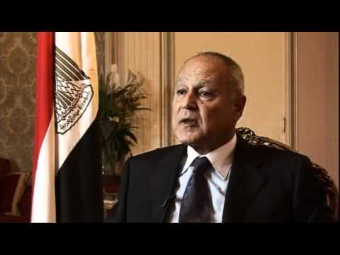 Interview: Egypt's Foreign Minister