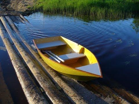 технология постройки лодок сшей и склей