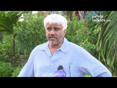 Vikram Bhatt Talks About 'Horror Story'