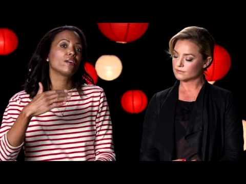 """""""You've Got The Heart Truth"""" with Aisha Tyler & Elisabeth Rohm"""
