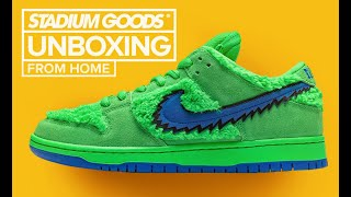 The Grateful Dead x Nike SB Dunk Low Pack UNBOXING