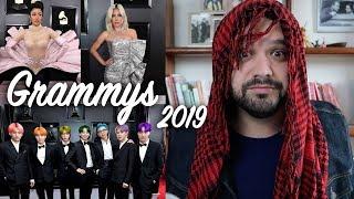 GRAMMYs 2019: HORROR EN LA ALFOMBRA!! || gwabir