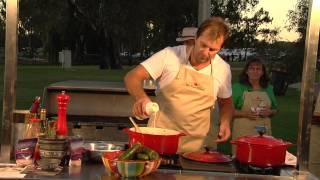 Cooking With Slow Food Mildura - Pasta With Mushroom Herb Sauce