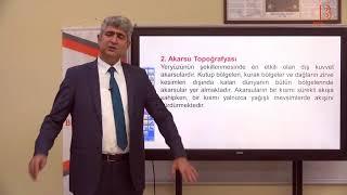 11) Mehmet Zor - Jeomorfoloji - I - (2018)