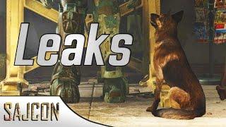 A Ramble About Fallout 4 & Leaks