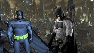 Video Batman Arkham City Batfleck Dawn Of Justice Mod download MP3, 3GP, MP4, WEBM, AVI, FLV Oktober 2018