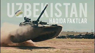 O'ZBEKISTON HAQIDA FAKTLAR / BUNI HAMMA BILISHI KERAK