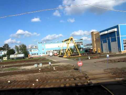 Калининград до Южного вокзала. Приехали...