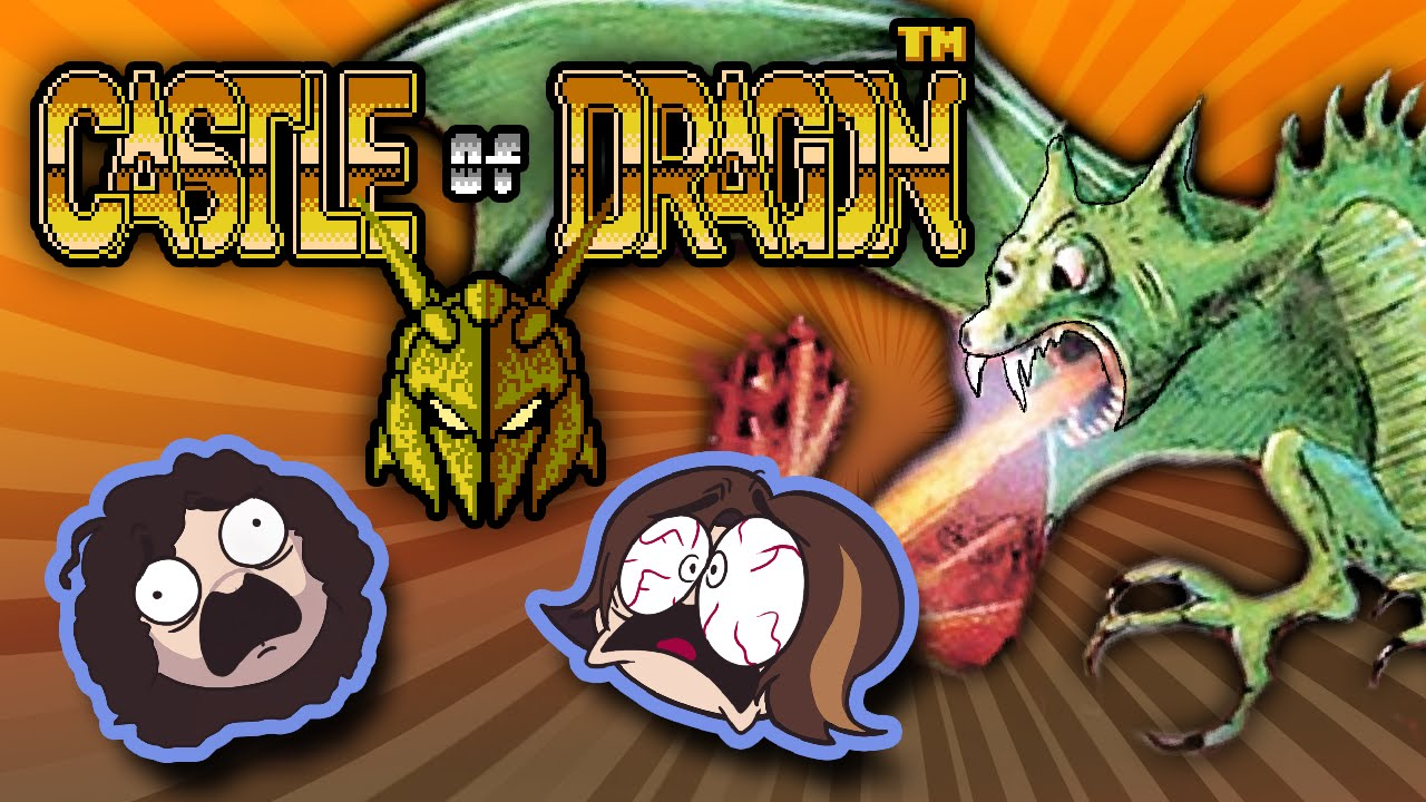 Castle of Dragon – Game Grumps