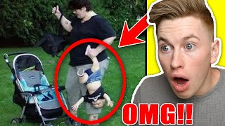 The worst parents in the world.. 😱