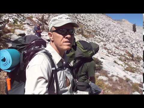 Desolation Wilderness Trek Day 1 of 2