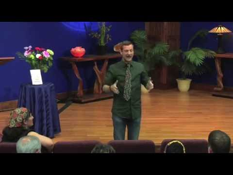 Convergence Healing explained at the Edgar Cayce Institute's A.R.E.