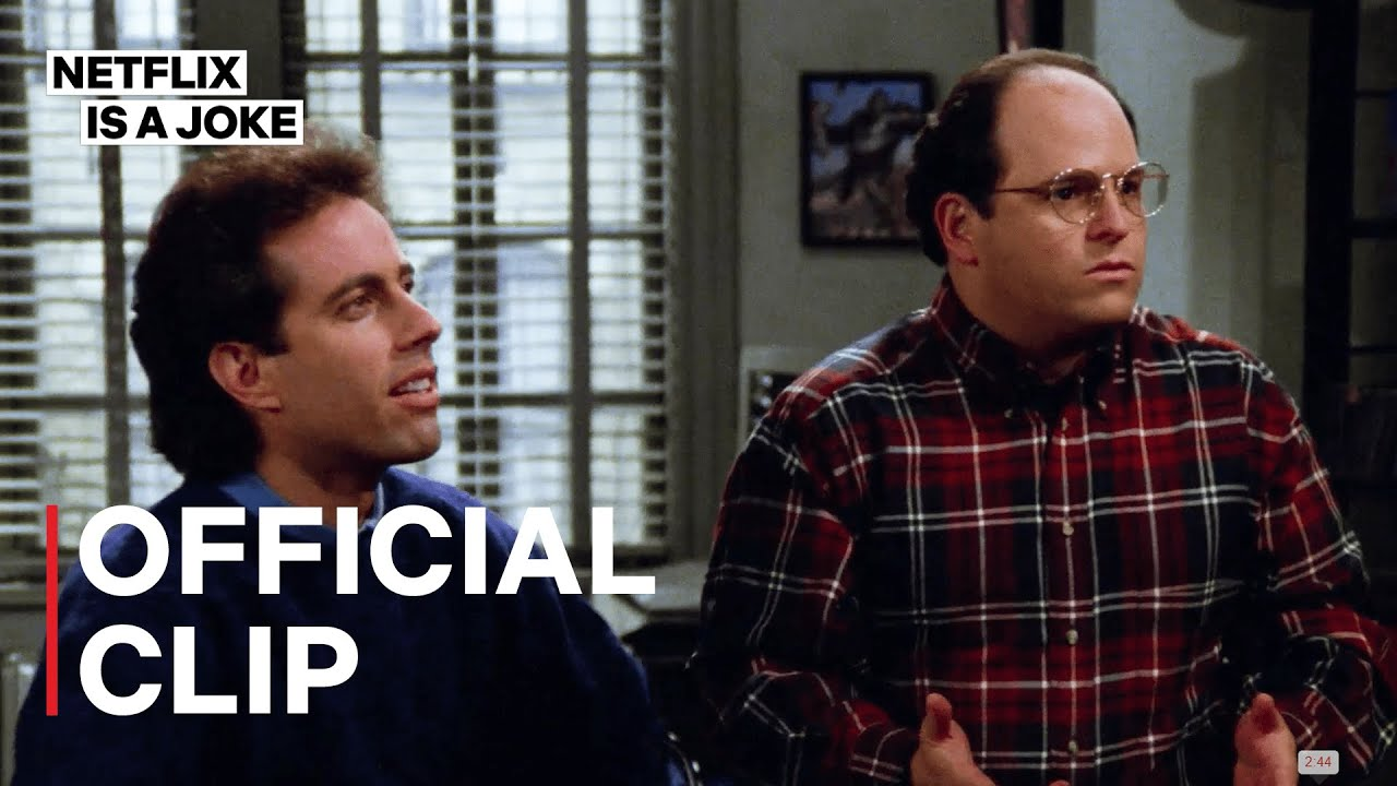Seinfeld: The Heckler & The Bus Ride