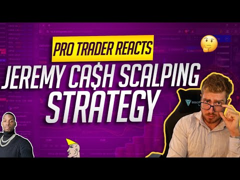 Professional Trader Reacts: FOREX TRADING PROFIT IN 1 MINUTE STRATEGY (Jeremy Cash)