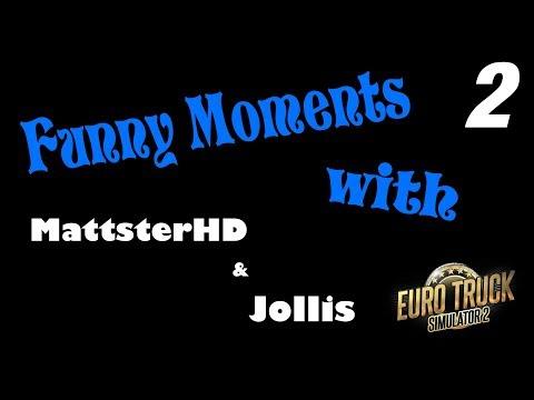 Euro Truck Simulator 2 ~ Fun With Jollis